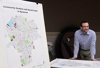 Syracuse Community Geography
