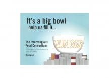 Interreligious food consortium